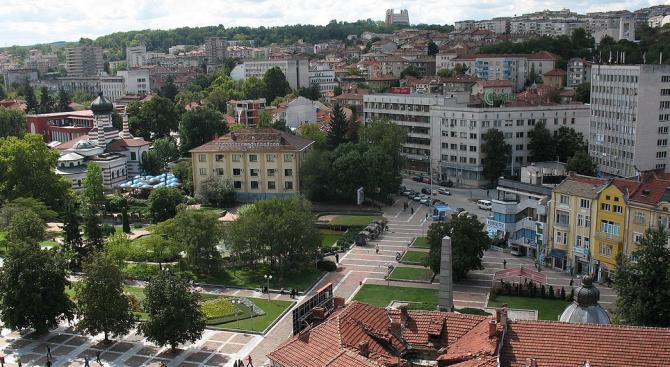 Кметът на Община Плевен Георг Спартански днес обяви, че се