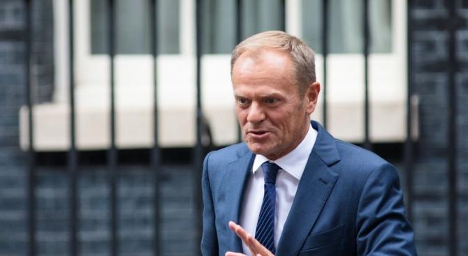 Група полски депутати казаха, че бившият полски премиер и настоящ