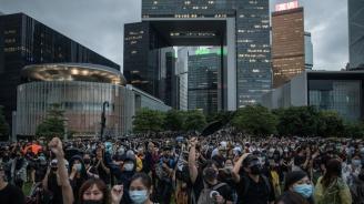 Ученици и студенти в Хонконг планират втори ден на продемократични протести