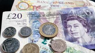 Британският паунд се срина заради Брекзит