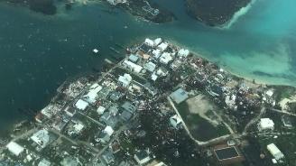 Най-малко седем души са станали жертви на урагана Дориан на Бахамските острови