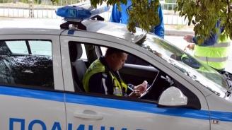 Шофьор опита да избяга от полицейска проверка в село Севар