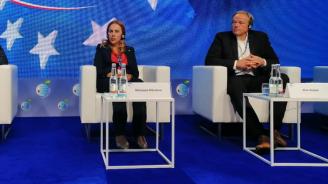 Вицепремиерът Николова: Един от най-важните стълбове за гарантиране на бъдещото развитие на ЕС е социалният капитал