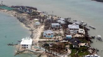 """Вижте урагана """"Дориан"""", заснет от МКС"""