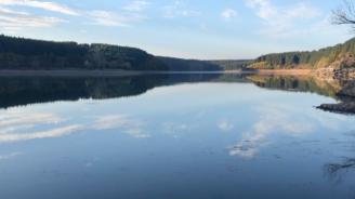 """Разходът на вода от язовир """"Студена"""" е 15 пъти по-голям от притока"""