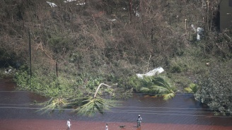 Жертвите на урагана Дориан на Бахамските острови вече са 20