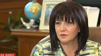 Караянчева: Президентът отправя само заплахи