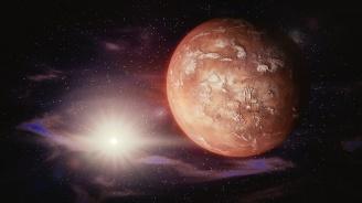 Метеорити разкриват как сблъсък с астероид е създал вода в течно състояние под повърхността на Марс