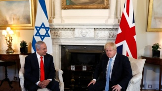 """Нетаняху иска Великобритания да се противопостави на """"иранската агресия"""""""