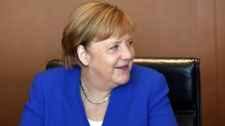 Меркел замина за Китай