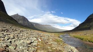 Швеция има нов най-висок планински връх заради глобалното затопляне