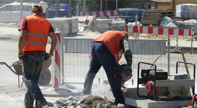 Българите в Брюксел работят като чистачки и строители