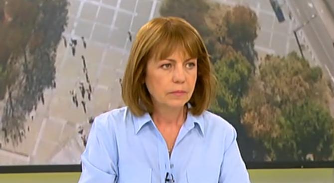 Йорданка Фандъкова: Битката за София не е битка на живот и смърт за мен