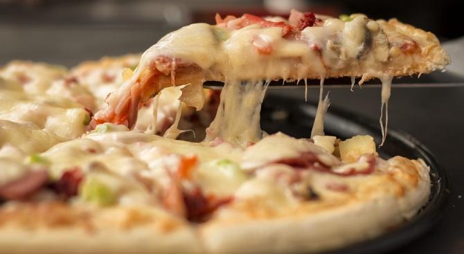 Пицата за закуска е по-полезна от зърнените храни
