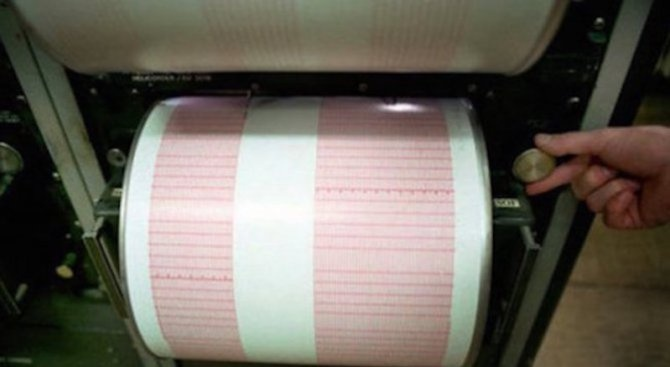 Земетресение разлюля турския курорт Мармарис