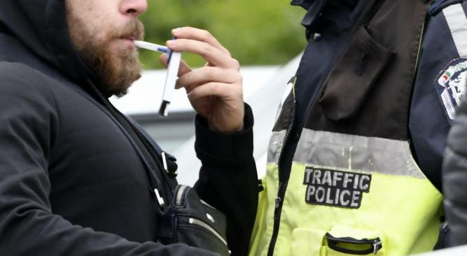 Хванаха четирима друсани и пияни шофьори само за денонощие в Пловдив