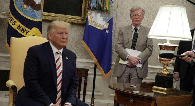 Президентът на САЩ Доналд Тръмп назначи Чарли Къпърман за изпълняващ