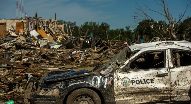 Торнадо опустоши Южна Дакота