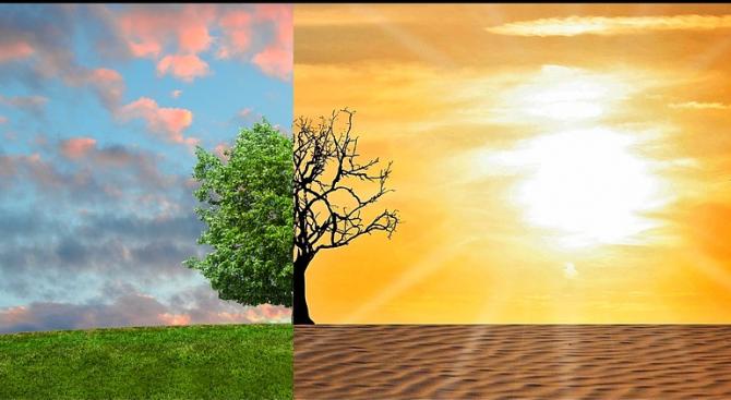 За 79% от гражданите на ЕС измененията в околната среда са голямо предизвикателство