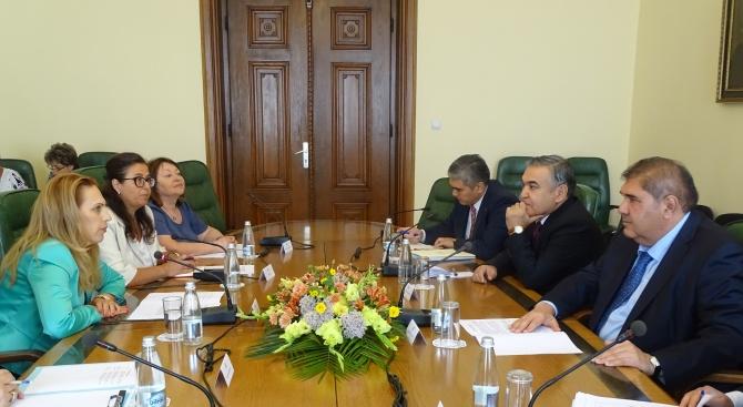 България разглежда Узбекистан като свой дългосрочен партньор в Централна Азия.
