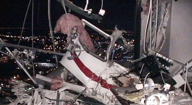Двама души загинаха днес в самолетна катастрофа на товарен самолет,