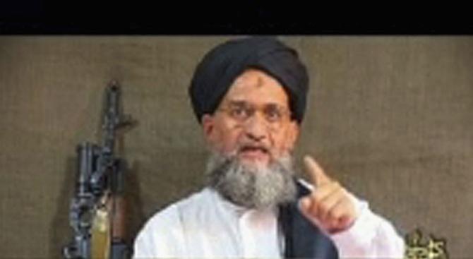 Водачът на Ал Кайда Айман аз Зауахири призова мюсюлманите да