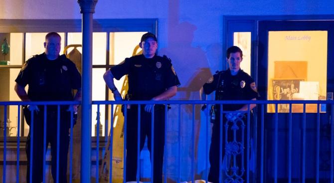 Полицията в Талахаси - главния град на американския щат Флорида,