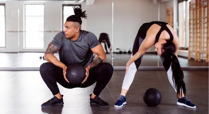 25% от жените не ходят на фитнес, защото са неуверени
