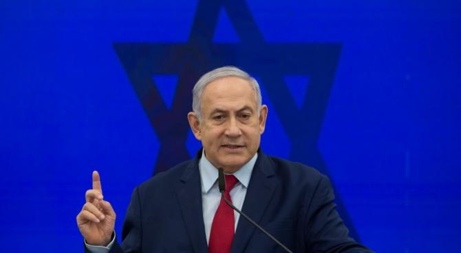 Нетаняху се закани да започне нова война срещу Газа в отговор на палестинските ракети