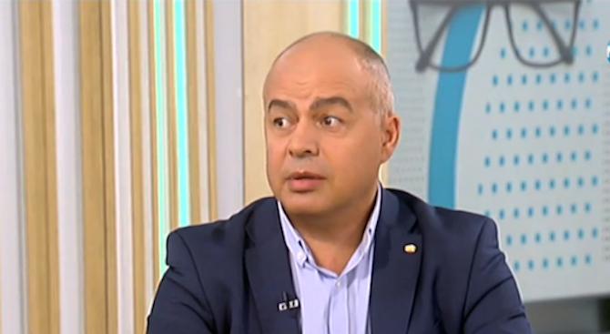 Георги Свиленски се закани на ГЕРБ за местните избори