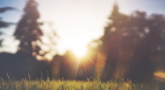Днес ще бъде слънчево, след обяд с временни увеличения на