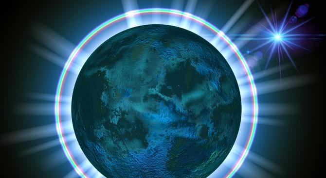 Откриването на планета с вода на 111 светлинни години от