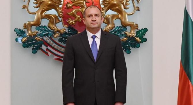 Президентът Румен Радев ще присъства на официалното откриване на новата