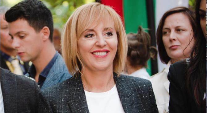 Кандидат-кметът на София Мая Манолова се срещна с жители, собственици