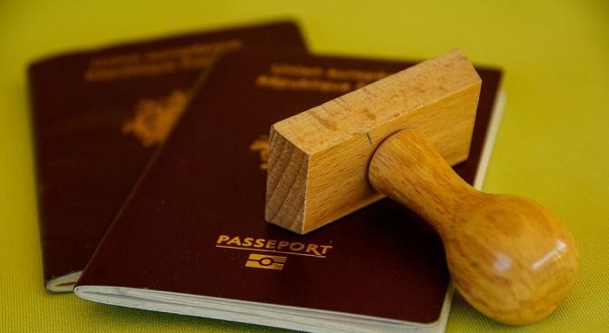 Спипаха румънка с 401 откраднати или фалшиви паспорти в Гърция