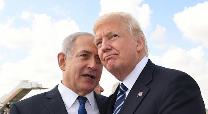 Президентът на САЩ Доналд Тръмп обсъди с израелския премиер Бенямин