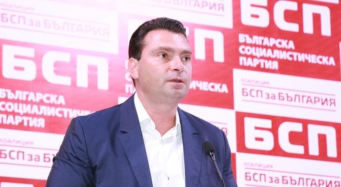 Калоян Паргов: Хората изпитват отвращение от политическите партии