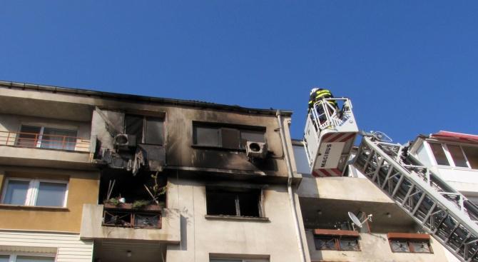 70-годишен мъж загина при пожар в дома си в Русе