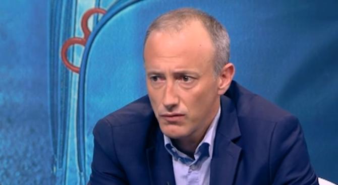 Красимир Вълчев: Заплатата на учителите трябва да бъде 120% от средната за страната