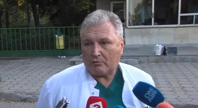 Председателят на парламента Цвета Караянчева влиза на операция. Тя има