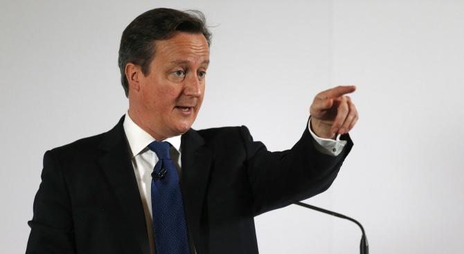 Бившият британски премиер Дейвид Камерън заяви, че сегашният министър-председател Борис