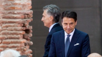 """Джузепе Конте обеща """"нова ера"""" за Италия"""