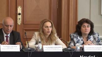 Марияна Николова: Киберпрестъпленията са крупна заплаха за информационните технологии