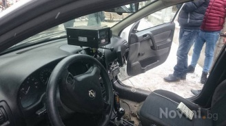Ловешки полицаи задържаха шофьор с 2,8 промила алкохол
