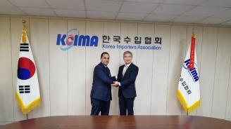 Министерство на икономиката: Южна Корея иска да внася български вина, етерични масла и млечни продукти