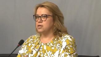 Златева: Ресорът на Мария Габриел е по-слаб в сравнение с тези, които можеше да получим