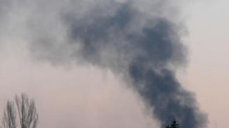 Ето какво е качеството на въздуха в Шумен след пожара в склад за гуми