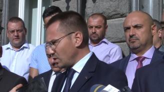 ВМРО ще бъде голямата изненада на изборите в София, убедени са Ангел Джамбазки и Юлиан Ангелов