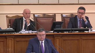 Сотир Цацаров: Константин Малофеев има забрана за влизане в България