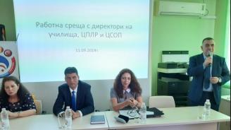 Кметът на Сливен: Иска ми се да се говори, че в града се получава добро образование